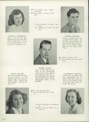 Page 14, 1947 Edition, Belvidere High School - Clarion Yearbook (Belvidere, NJ) online yearbook collection