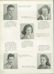 Page 16, 1947 Edition, Belvidere High School - Clarion Yearbook (Belvidere, NJ) online yearbook collection