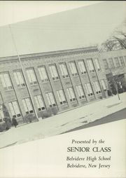 Page 7, 1947 Edition, Belvidere High School - Clarion Yearbook (Belvidere, NJ) online yearbook collection