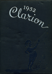 1952 Edition, Belvidere High School - Clarion Yearbook (Belvidere, NJ)