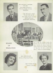 Page 10, 1952 Edition, Belvidere High School - Clarion Yearbook (Belvidere, NJ) online yearbook collection