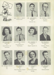 Page 11, 1952 Edition, Belvidere High School - Clarion Yearbook (Belvidere, NJ) online yearbook collection