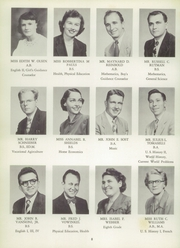 Page 12, 1952 Edition, Belvidere High School - Clarion Yearbook (Belvidere, NJ) online yearbook collection
