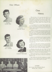 Page 14, 1952 Edition, Belvidere High School - Clarion Yearbook (Belvidere, NJ) online yearbook collection
