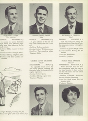 Page 17, 1952 Edition, Belvidere High School - Clarion Yearbook (Belvidere, NJ) online yearbook collection