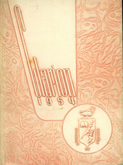 1954 Edition, Belvidere High School - Clarion Yearbook (Belvidere, NJ)