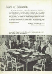 Page 12, 1957 Edition, Belvidere High School - Clarion Yearbook (Belvidere, NJ) online yearbook collection