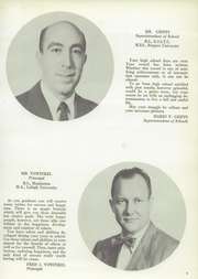 Page 13, 1957 Edition, Belvidere High School - Clarion Yearbook (Belvidere, NJ) online yearbook collection