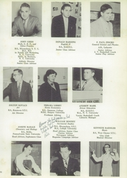 Page 15, 1957 Edition, Belvidere High School - Clarion Yearbook (Belvidere, NJ) online yearbook collection