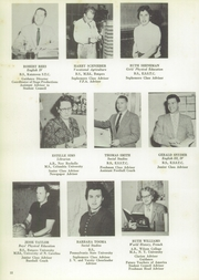 Page 16, 1957 Edition, Belvidere High School - Clarion Yearbook (Belvidere, NJ) online yearbook collection