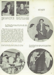 Page 17, 1957 Edition, Belvidere High School - Clarion Yearbook (Belvidere, NJ) online yearbook collection