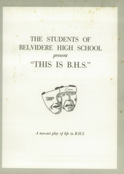 Page 5, 1957 Edition, Belvidere High School - Clarion Yearbook (Belvidere, NJ) online yearbook collection