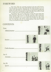 Page 8, 1957 Edition, Belvidere High School - Clarion Yearbook (Belvidere, NJ) online yearbook collection