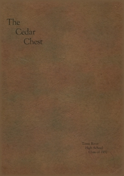 Page 1, 1937 Edition, Toms River South High School - Cedar Chest Yearbook (Toms River, NJ) online yearbook collection