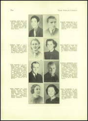 Page 12, 1937 Edition, Toms River South High School - Cedar Chest Yearbook (Toms River, NJ) online yearbook collection