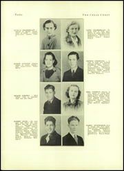 Page 14, 1937 Edition, Toms River South High School - Cedar Chest Yearbook (Toms River, NJ) online yearbook collection