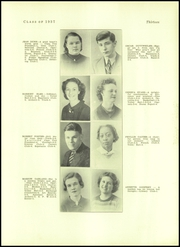 Page 15, 1937 Edition, Toms River South High School - Cedar Chest Yearbook (Toms River, NJ) online yearbook collection