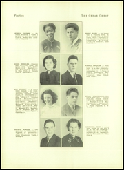 Page 16, 1937 Edition, Toms River South High School - Cedar Chest Yearbook (Toms River, NJ) online yearbook collection
