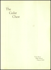 Page 5, 1937 Edition, Toms River South High School - Cedar Chest Yearbook (Toms River, NJ) online yearbook collection