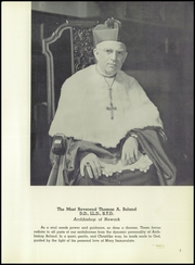 Page 11, 1958 Edition, St Marys High School - Ave Maria Yearbook (Elizabeth, NJ) online yearbook collection
