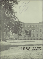 Page 6, 1958 Edition, St Marys High School - Ave Maria Yearbook (Elizabeth, NJ) online yearbook collection