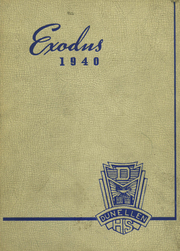 Page 1, 1940 Edition, Dunellen High School - Exodus Yearbook (Dunellen, NJ) online yearbook collection