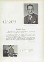 Page 13, 1940 Edition, Dunellen High School - Exodus Yearbook (Dunellen, NJ) online yearbook collection