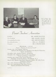 Page 15, 1940 Edition, Dunellen High School - Exodus Yearbook (Dunellen, NJ) online yearbook collection