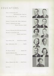 Page 17, 1940 Edition, Dunellen High School - Exodus Yearbook (Dunellen, NJ) online yearbook collection