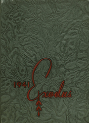 Page 1, 1941 Edition, Dunellen High School - Exodus Yearbook (Dunellen, NJ) online yearbook collection