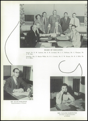 Page 10, 1954 Edition, Penns Grove Regional High School - Retrospect Yearbook (Carneys Point, NJ) online yearbook collection