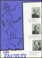 Page 12, 1954 Edition, Penns Grove Regional High School - Retrospect Yearbook (Carneys Point, NJ) online yearbook collection