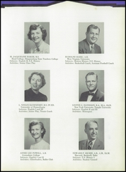 Page 13, 1954 Edition, Penns Grove Regional High School - Retrospect Yearbook (Carneys Point, NJ) online yearbook collection