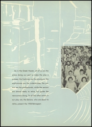 Page 6, 1958 Edition, Penns Grove Regional High School - Retrospect Yearbook (Carneys Point, NJ) online yearbook collection