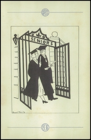 Page 15, 1936 Edition, St Peters High School - Petrean Yearbook (New Brunswick, NJ) online yearbook collection