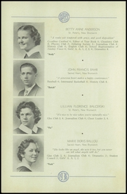 Page 16, 1936 Edition, St Peters High School - Petrean Yearbook (New Brunswick, NJ) online yearbook collection