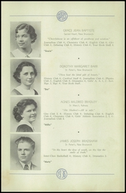 Page 17, 1936 Edition, St Peters High School - Petrean Yearbook (New Brunswick, NJ) online yearbook collection