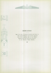 Page 16, 1930 Edition, Seton Hall Preparatory High School - Tower Yearbook (West Orange, NJ) online yearbook collection
