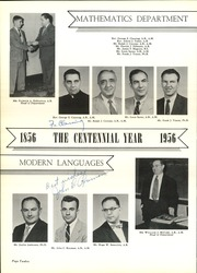 Page 16, 1956 Edition, Seton Hall Preparatory High School - Tower Yearbook (West Orange, NJ) online yearbook collection
