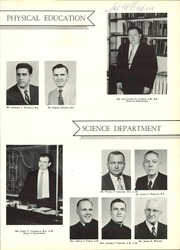 Page 17, 1956 Edition, Seton Hall Preparatory High School - Tower Yearbook (West Orange, NJ) online yearbook collection