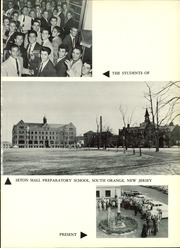 Page 5, 1956 Edition, Seton Hall Preparatory High School - Tower Yearbook (West Orange, NJ) online yearbook collection