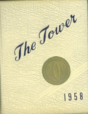 1958 Edition, Seton Hall Preparatory High School - Tower Yearbook (West Orange, NJ)