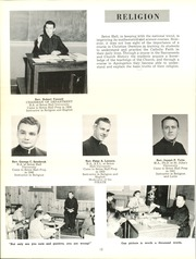 Page 16, 1958 Edition, Seton Hall Preparatory High School - Tower Yearbook (West Orange, NJ) online yearbook collection