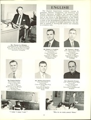 Page 17, 1958 Edition, Seton Hall Preparatory High School - Tower Yearbook (West Orange, NJ) online yearbook collection