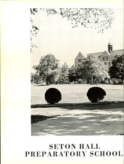 Page 6, 1958 Edition, Seton Hall Preparatory High School - Tower Yearbook (West Orange, NJ) online yearbook collection