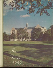 1959 Edition, Seton Hall Preparatory High School - Tower Yearbook (West Orange, NJ)
