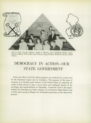 Page 12, 1958 Edition, Florence Township Memorial High School - Clavis Yearbook (Florence, NJ) online yearbook collection