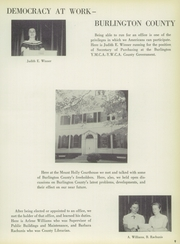 Page 13, 1958 Edition, Florence Township Memorial High School - Clavis Yearbook (Florence, NJ) online yearbook collection