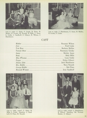Page 17, 1958 Edition, Florence Township Memorial High School - Clavis Yearbook (Florence, NJ) online yearbook collection