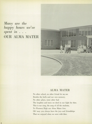 Page 8, 1958 Edition, Florence Township Memorial High School - Clavis Yearbook (Florence, NJ) online yearbook collection